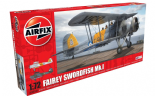 AIR04053A 1/72 Fairey Swordfish Mk.I